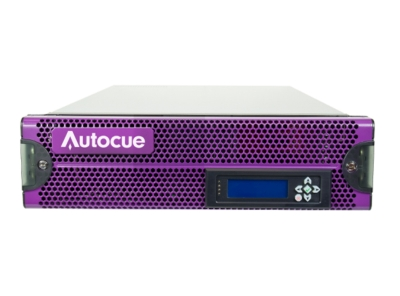 Autocue IBC 2011 Preview - Stand: 11.E51
